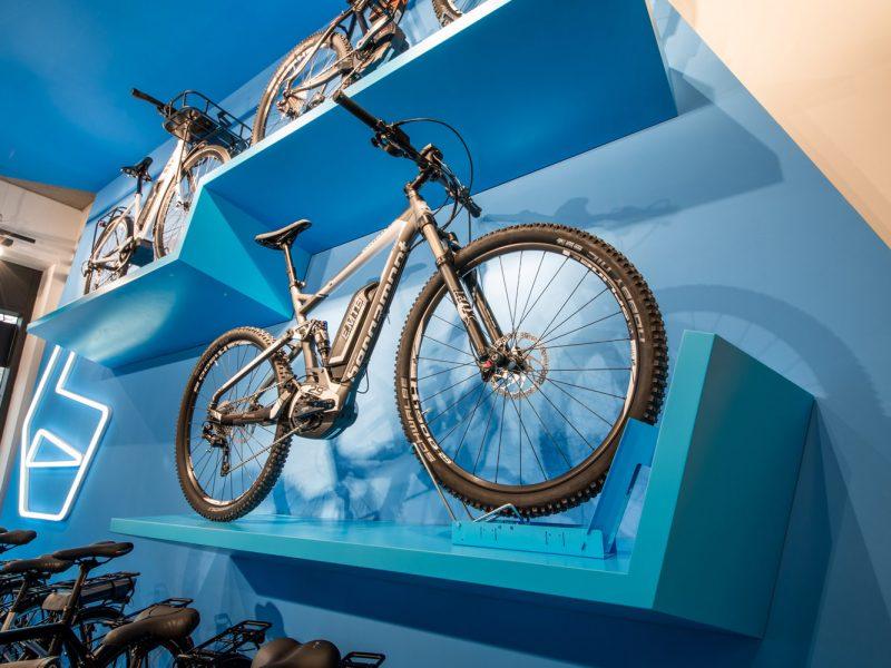 Die E-Bikes kommen!