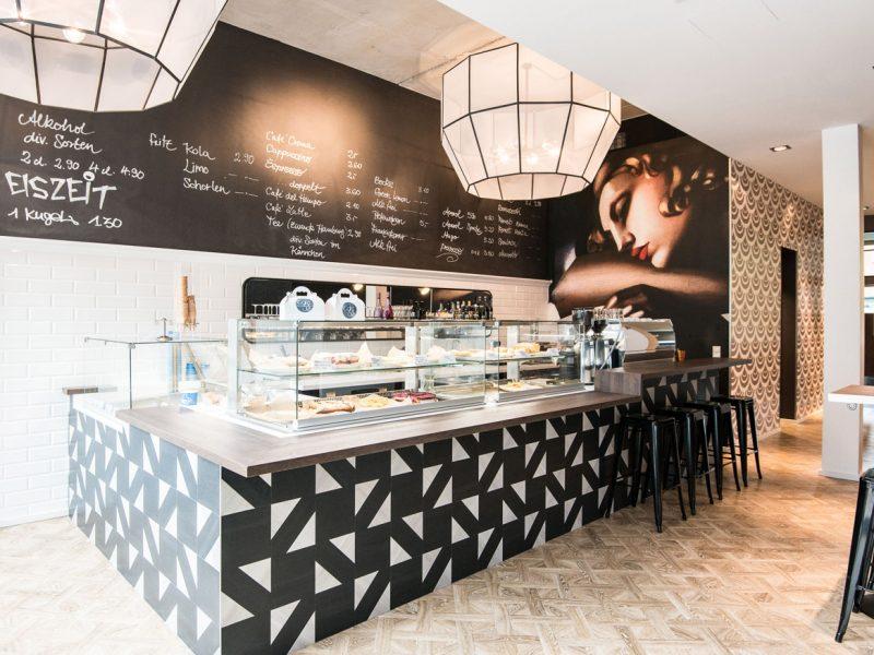 Art Deco Cafe