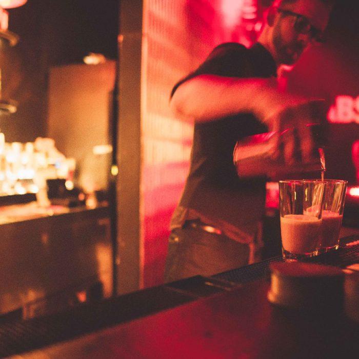 ABSOLUT Elyx Bar