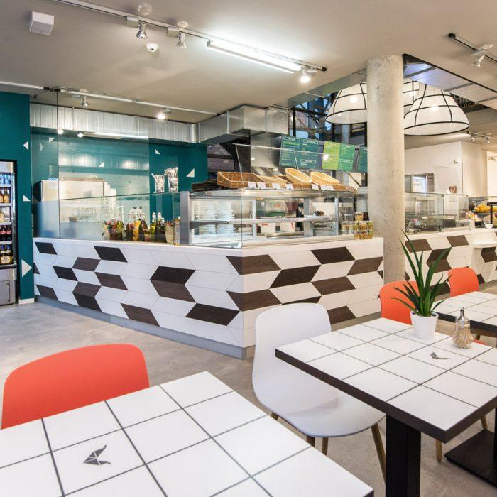 Health Kitchen im UKE