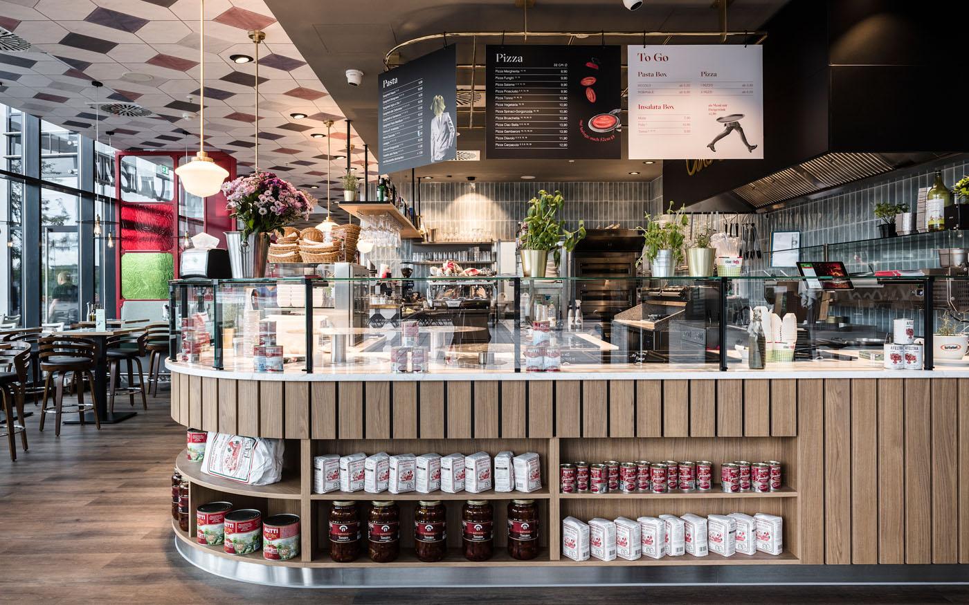 CiaoBella Interior Gastronomie