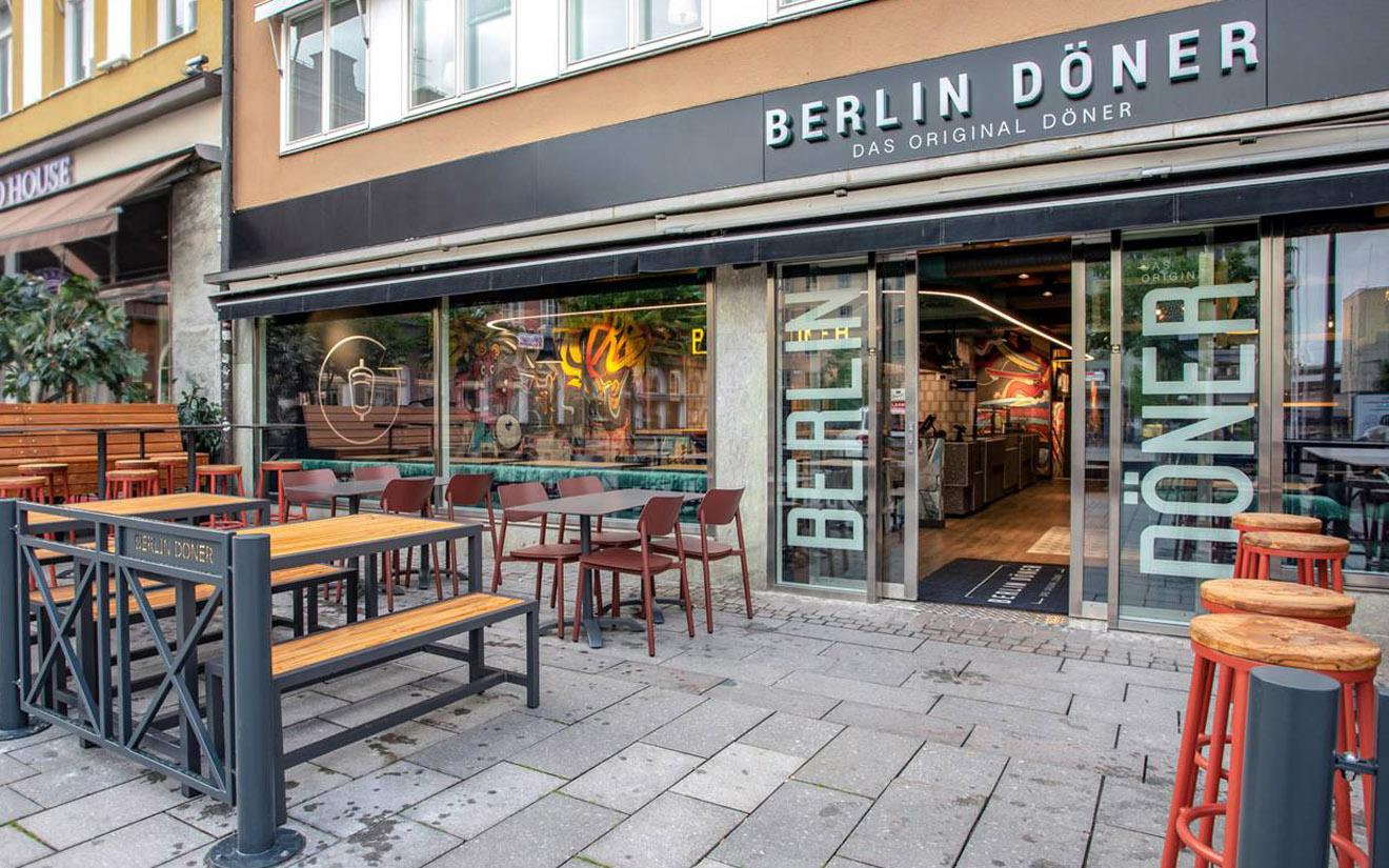 Berlin Döner Branding Design Schweden
