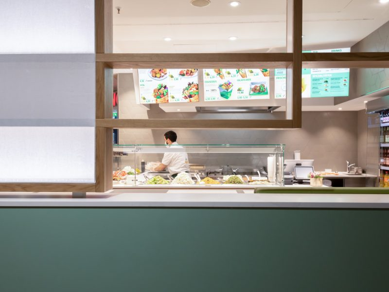 Boussi Falafel im Elbe