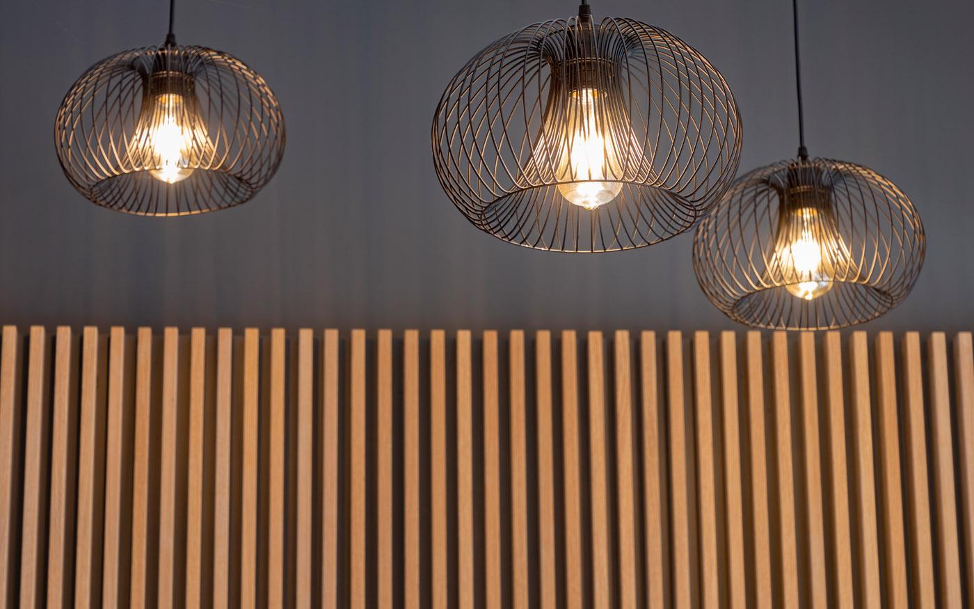 Yoko Sushi Interior-Design Raumschiff